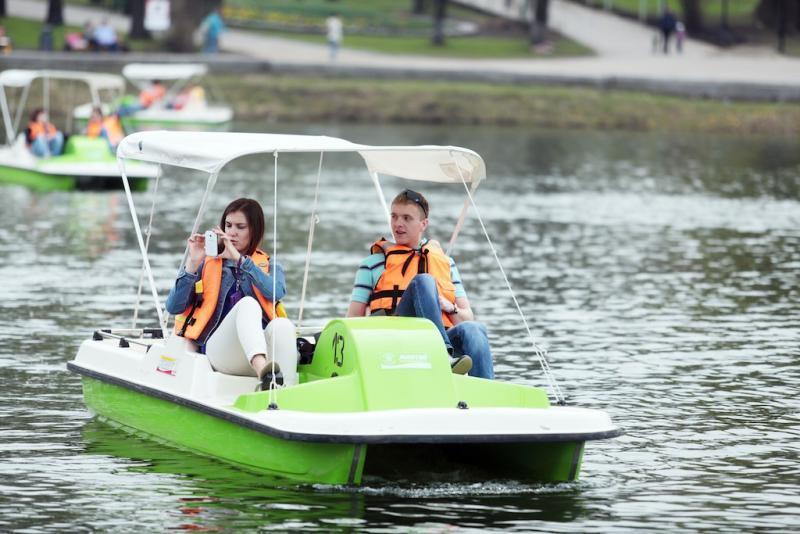 катамараны и лодки для отдыха